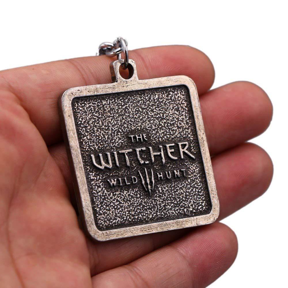 Amazon.com: Mct12 - Witcher 3 Key chain The Wild Hunt 3 ...
