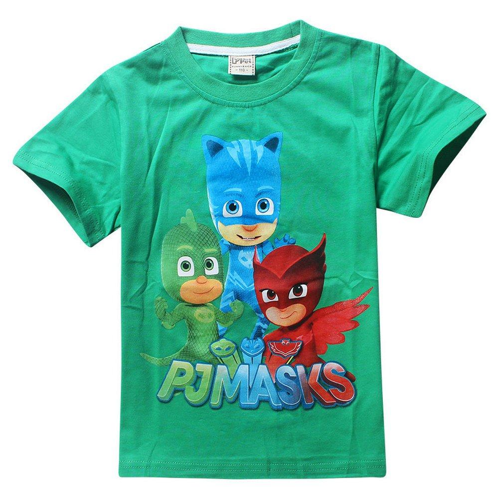 PJ Masks Cotton Short Sleeve T-shirt