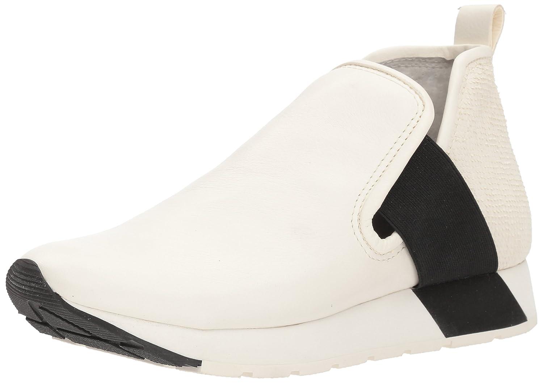 Dolce Vita Women's Ysbel Sneaker B077GKXSM1 10 B(M) US|Off White Leather