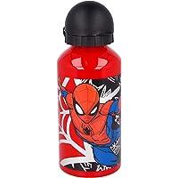 Stor Botella Aluminio 400 ML | Spiderman Urban Web