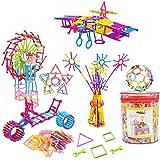 WTOR おもちゃ ブロック 積み木 知育 玩具 DIY 子供 立体 パズル 男の子 女の子 誕生日プレゼント クリスマス 贈り物 出産祝い 850PCS