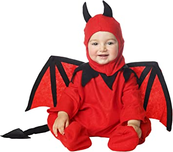 My Other Me Me-205058 Disfraz de diablillo bebé para niño, 1-2 ...