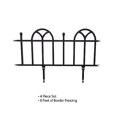Amazon.com: Garden Edging Border- Flower Bed Edging for Landscaping ...