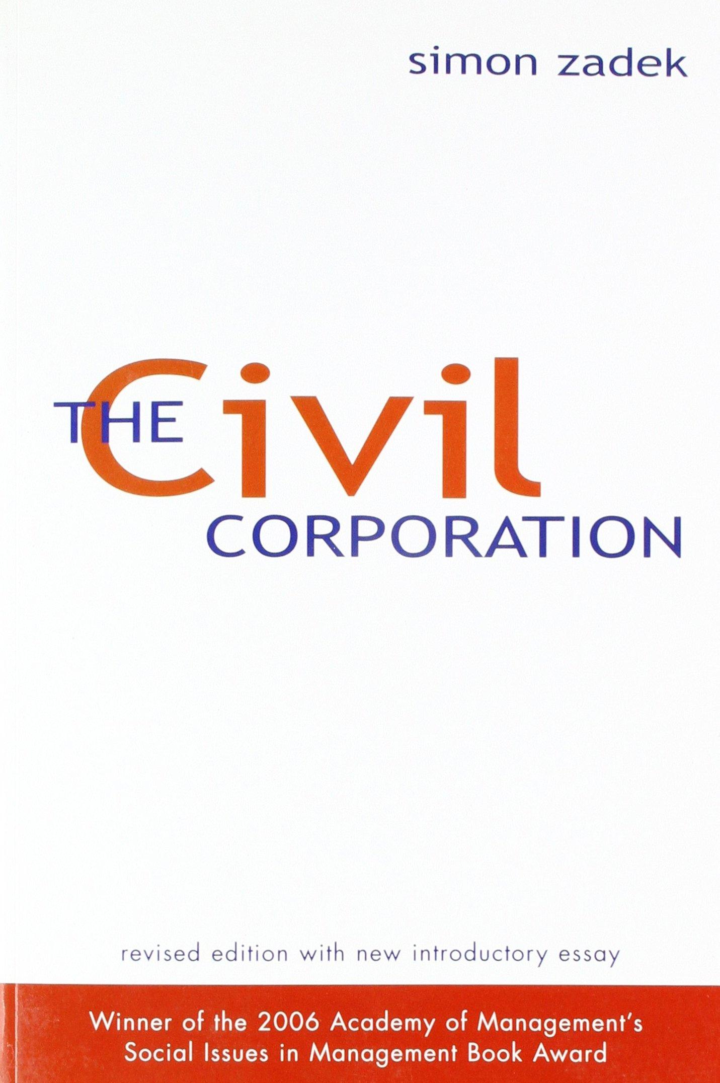 Read Online The Civil Corporation pdf epub