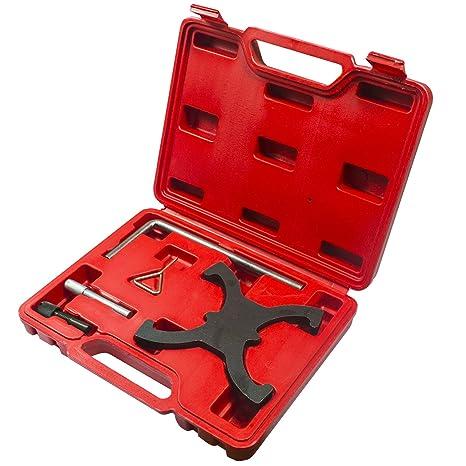 Motor de herramientas para ajuste correa dentada Motor de cambio para gasolina 2.0 TDCi (Modelos
