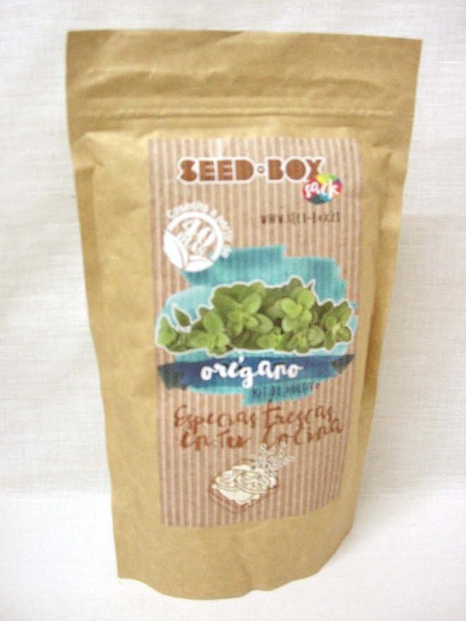 Pocket Garden SeedBox SACK - Orégano: Amazon.es: Hogar