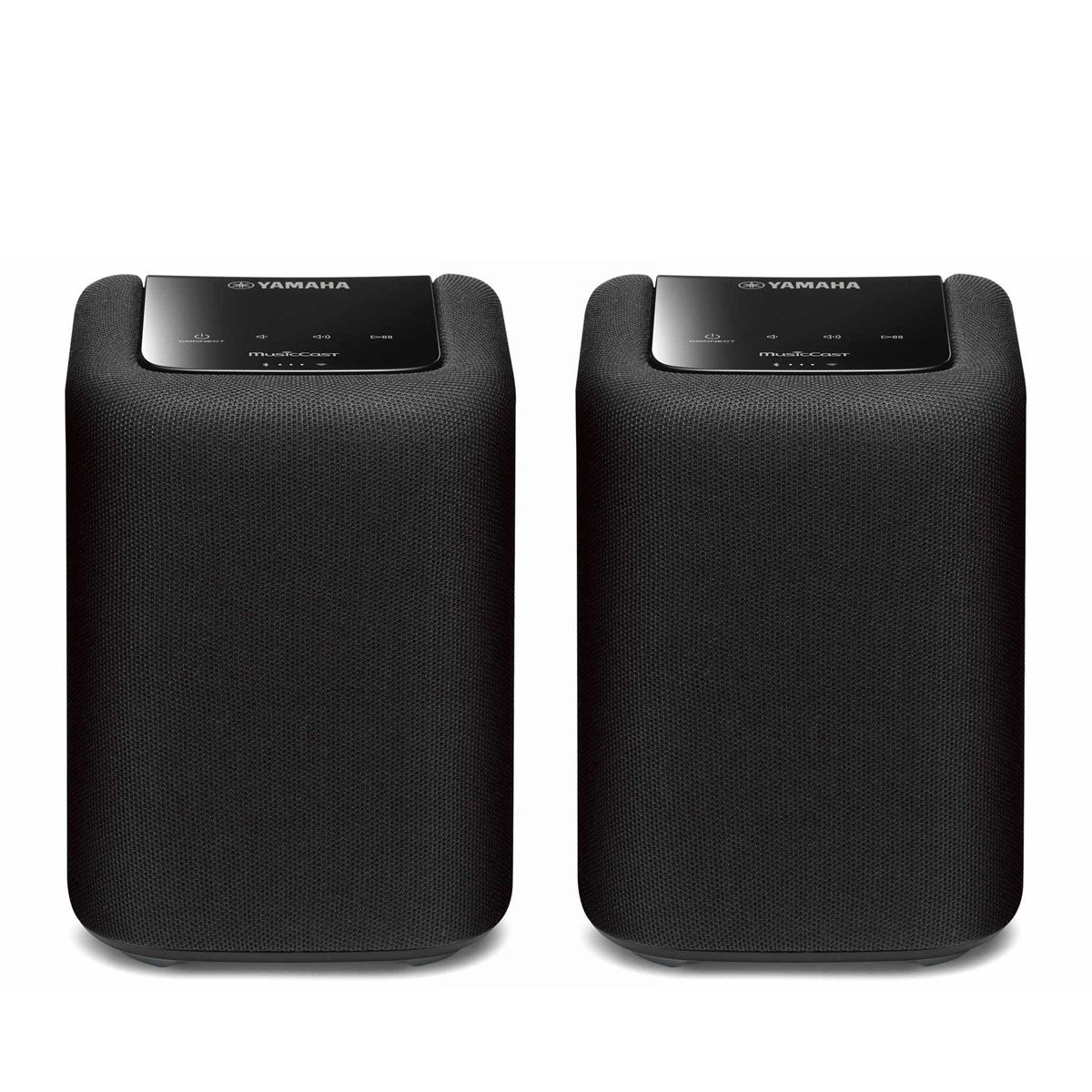 Yamaha WX-010 MusicCast Wireless Speaker - Pair (Black)