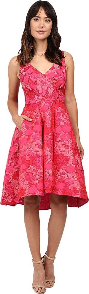 Eva by Eva Franco Women's Zander Dress Fuchsia Dress