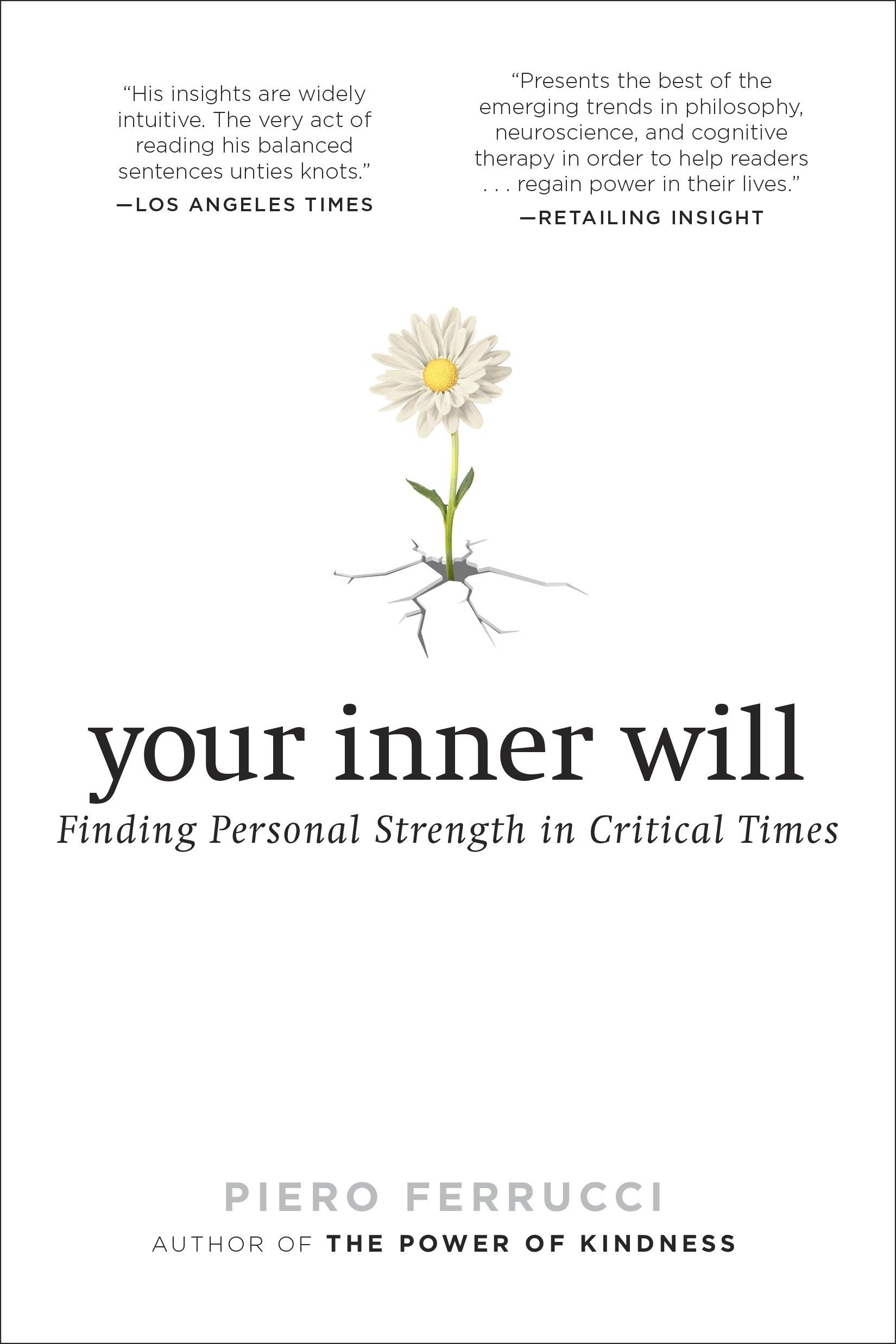 Read Online Your Inner Will: Finding Personal Strength in Critical Times pdf epub