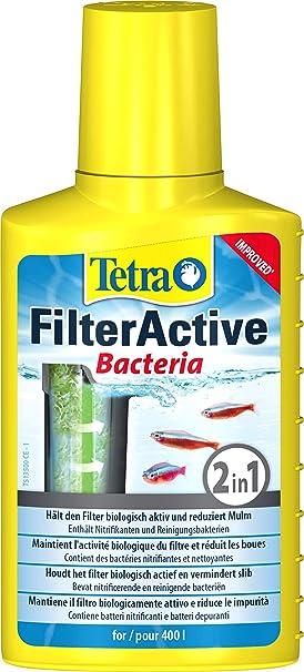 Tetra FilterActive 247031 Limpiador acuarios, 100 ml