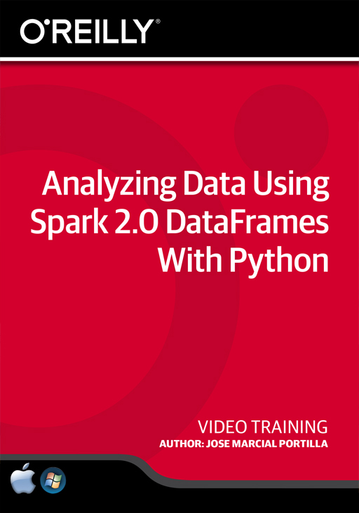 Analyzing Data Using Spark 2.0 DataFrames With Python [Online Code]