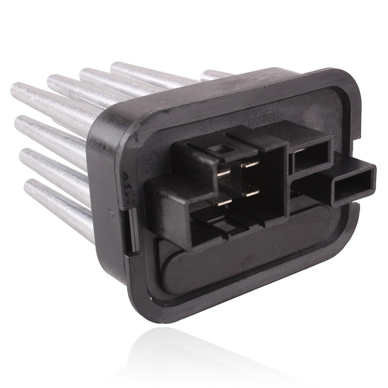 Heater Blower Motor Resistor Regulator for Saab 9-3 9-5 2002-2006 Opel 02-05 RU535 90512510 90566802