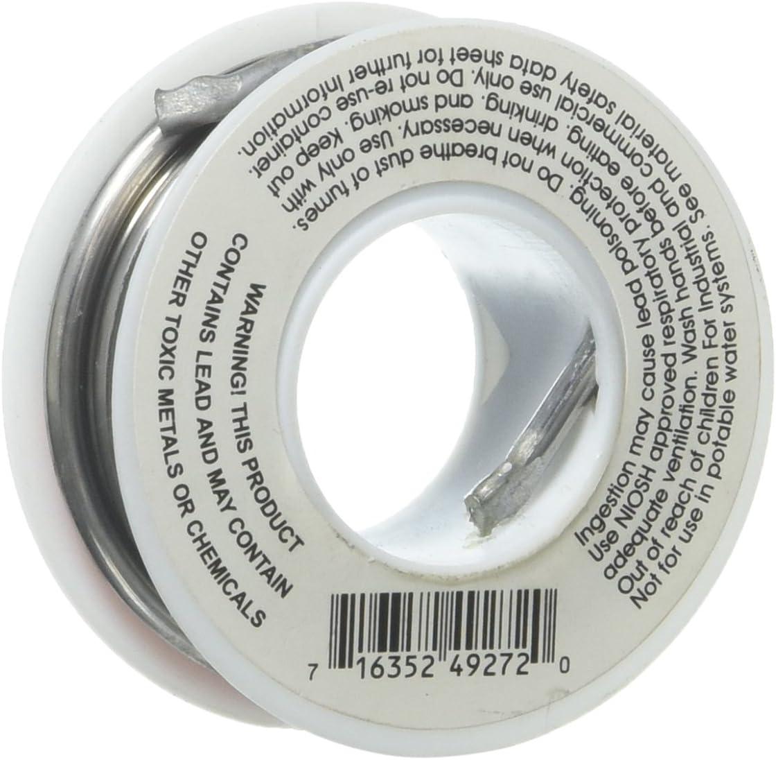 "Victor Firepower 1423-1108 Acid Core Solder 40//60 1//8/"" Diameter 1//4 lb Roll"