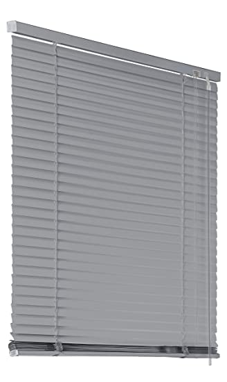 kinder harmonische Farben offizieller Preis Deco4Me Alu-Jalousie 70x220cm Silber Rollo Aluminium Jalousie Schalusie