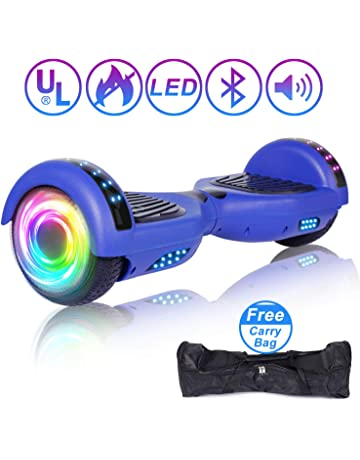 beede830e7b SISIGAD Hoverboard Self Balancing Scooter 6.5