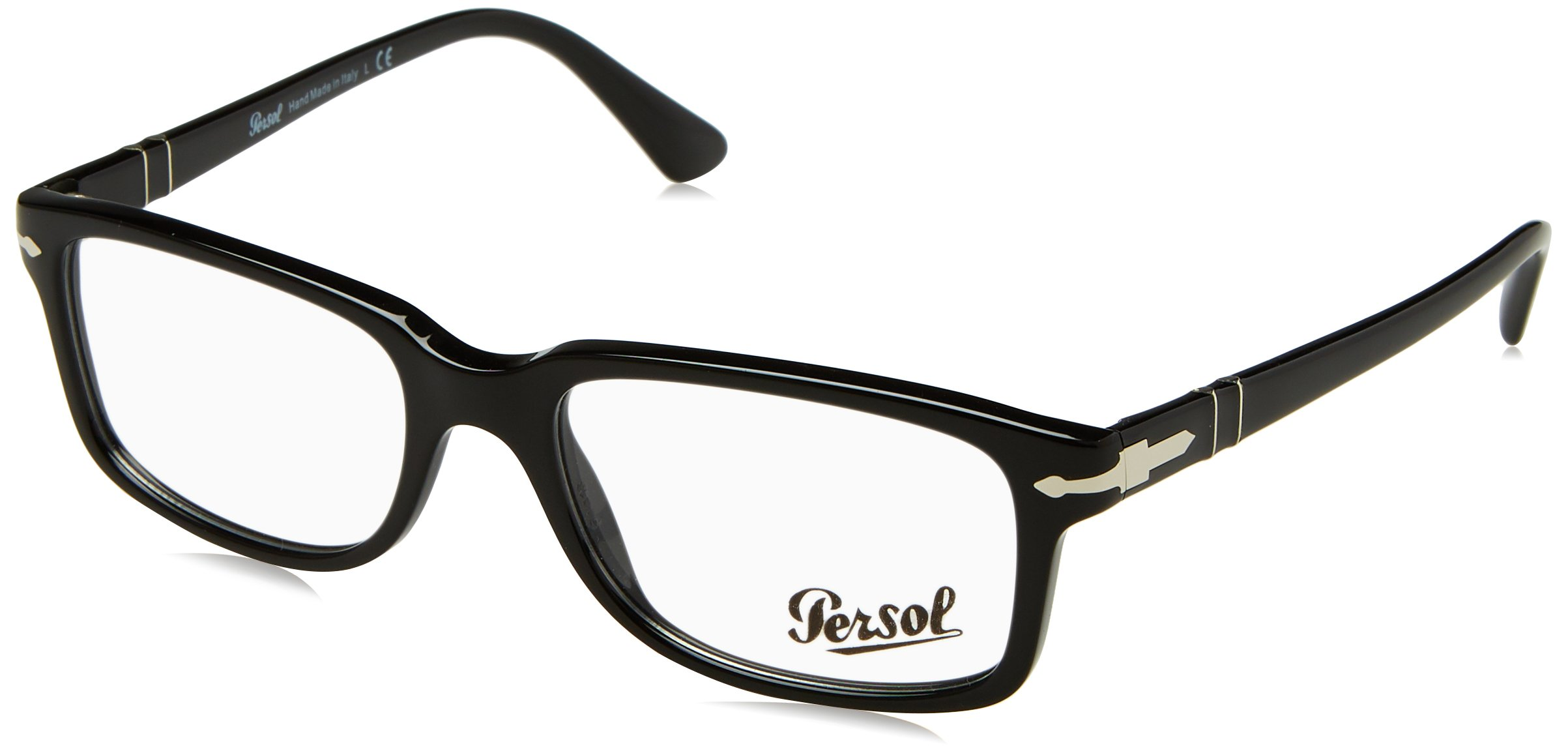 PERSOL Eyeglasses PO 3130V 95 Black 54MM