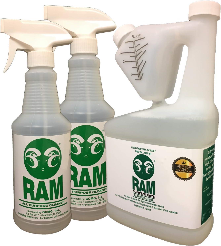 1 Quart Ram All Purpose Cleaner Concentrate