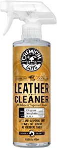 Chemical Guys SPI_208_16 Colorless and Odorless Leather Cleaner (16 oz)