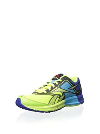 874649f6038eb Amazon.com: REEBOK Women's Reebok One Cushion Sneaker, Neon Yellow ...