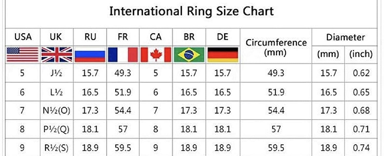 Love Ring High Quality 18ct Plating onto Titanium Non Tarnish Unisex UK Manufactured