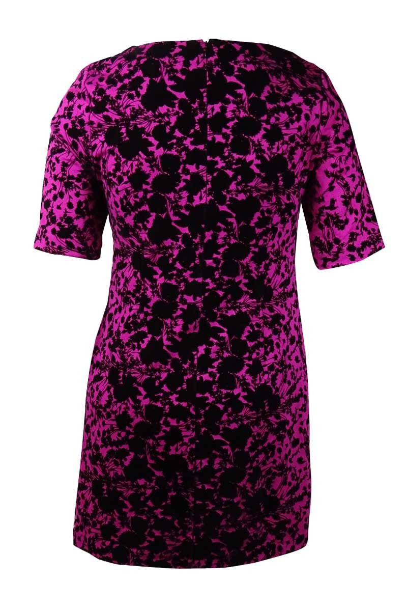 Plenty by Tracy Reese Dresses Women's Juana Short Sleeve V-Neck Dress, Shadow Floral, 14 by Plenty by Tracy Reese (Image #2)