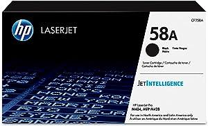 HP 58A | CF258A | Toner Cartridge | Black
