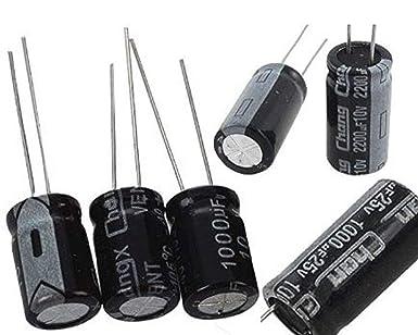 Kit de reparación de condensador de TV LCD/Plasma de 10 piezas de Samsung, piezas de repuesto (altamente recomendado): Amazon.es: Industria, empresas y ciencia