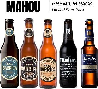 Pack SUPREME Mahou: Amazon.es: Alimentación y bebidas