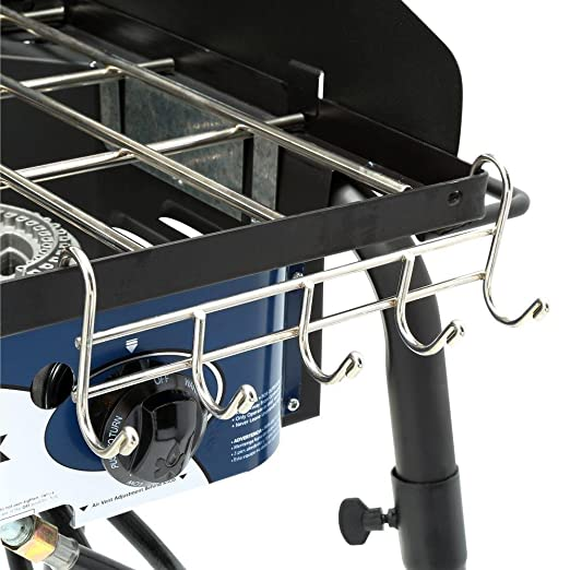 Amazon.com : Camp Chef Expedition 3X 3-Burner Portable Propane Gas Grill Black with Griddle : Sports & Outdoors