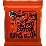 Ernie Ball Skinny Top Heavy Bottom Nickel Wound Set, .010 - .052 (3 Pack)