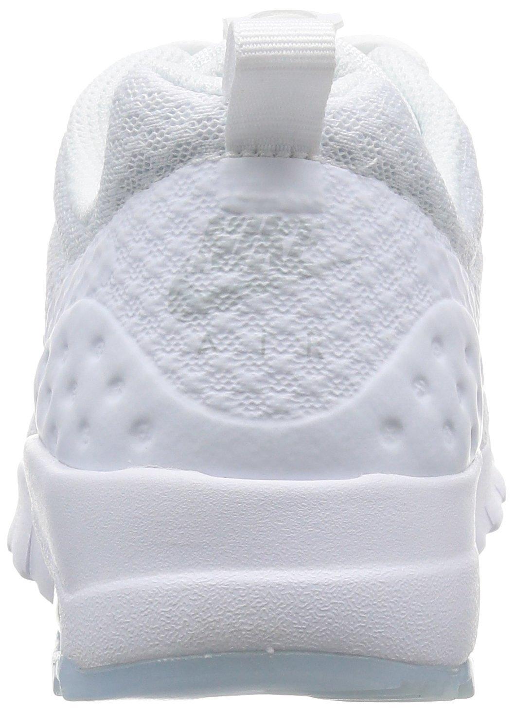 NIKE Women's Air Max Motion LW Running Shoe, White/White, 8.5 M US by NIKE (Image #2)
