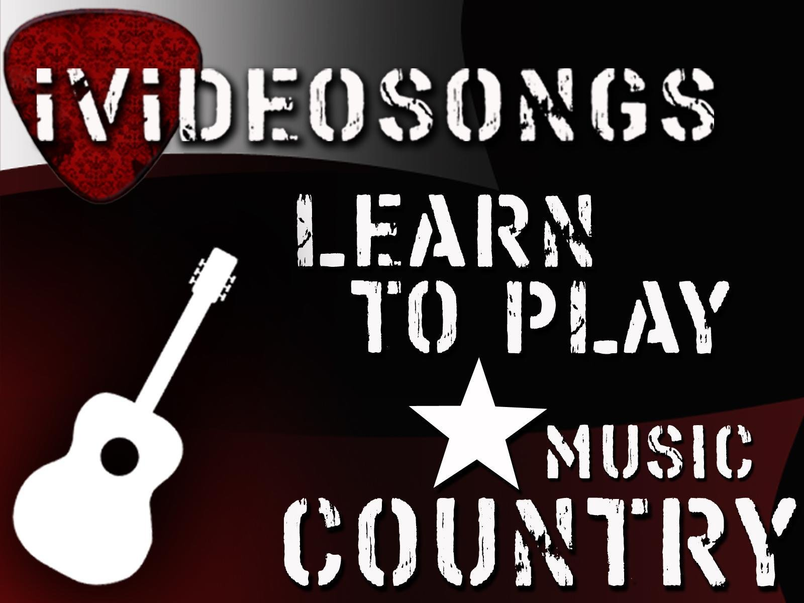 Amazon How To Play Guitar Country Music Volume 1 Amazon
