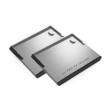 Angelbird - Tarjeta de Memoria AV Pro CF SATA III CFast 2.0 ...