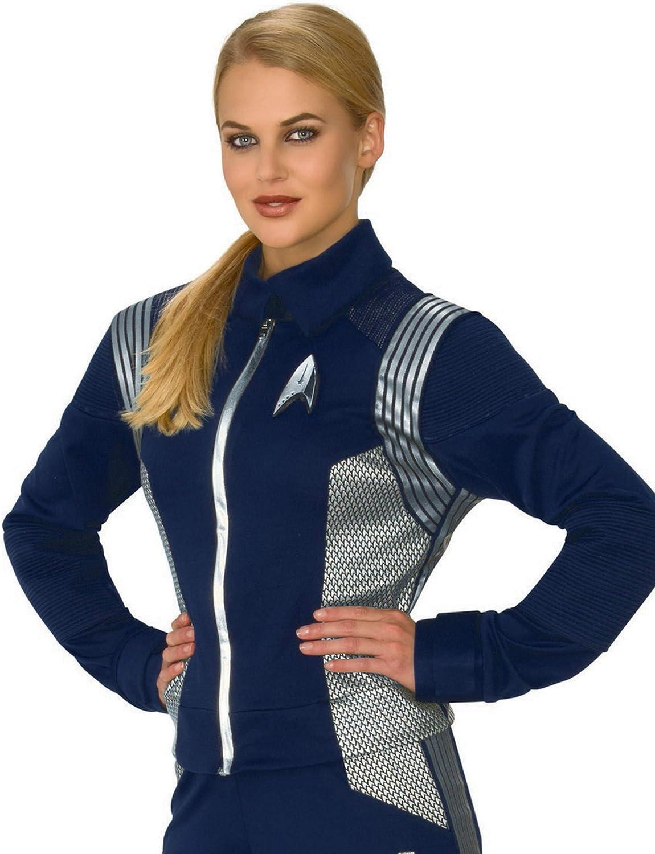 Rubie's Women's Deluxe Star Trek Discovery Science Jacket