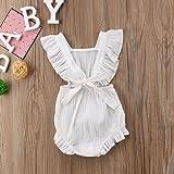 CM C&M WODRO Infant Baby Girl Bodysuit Sleeveless