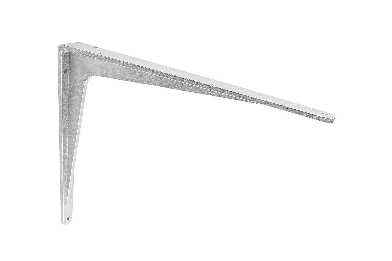 Gedotec Schwerlast-Konsole Aluminium Regaltr/äger Winkel-Konsole 190 x 165 x 32 mm Regalkonsole f/ür die Wandmontage Schwerlasttr/äger Tragkraft 180 kg Sparta Regalhalter Alu massiv 1 St/ück
