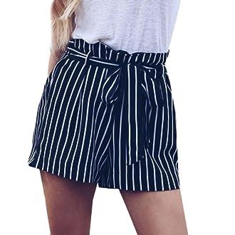 b57653e4d623  1 Vectry Damen Hosen Shorts Sommer Hotpants Bermudas Ultra Jeans Leggings  Strand Laufgymnastik Yoga der Sporthosen Schlafanzughosen