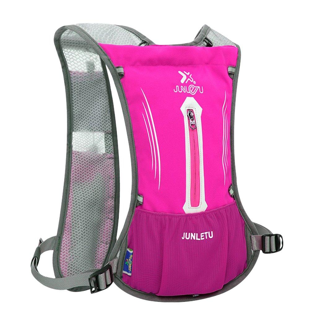 Accesorios para mochilas Rosado Bolsas de agua Homyl Paquete de Hidratación de Ciclismo Accesorio de Senderismo con Correa Ajustable