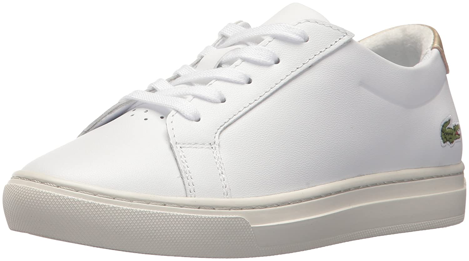 4fba8c2820410 Lacoste Kids  L.12.12 Sneakers  Buy Online at Low Prices in India -  Amazon.in