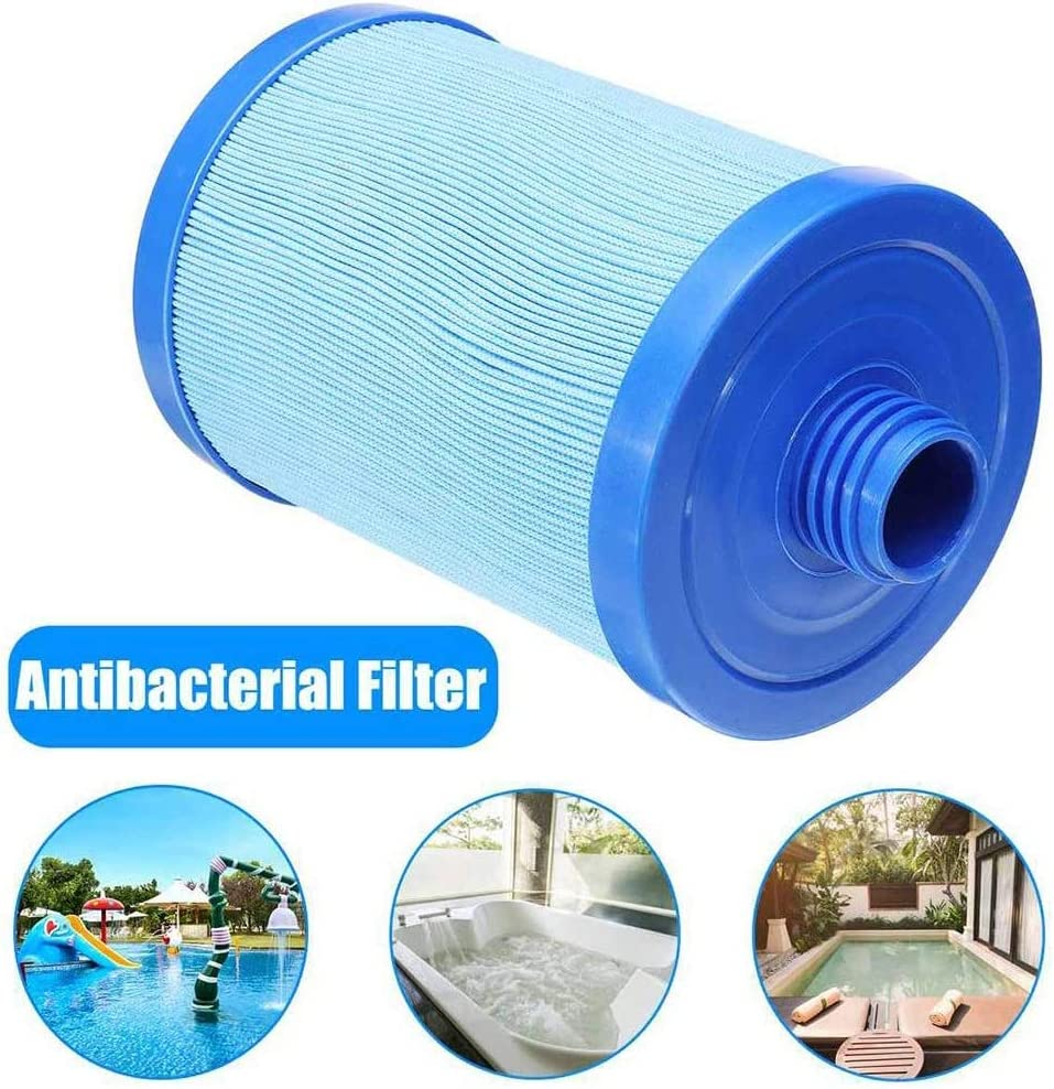 April Story Hot Tub Spa Filter Antimicrobial Cartridge for