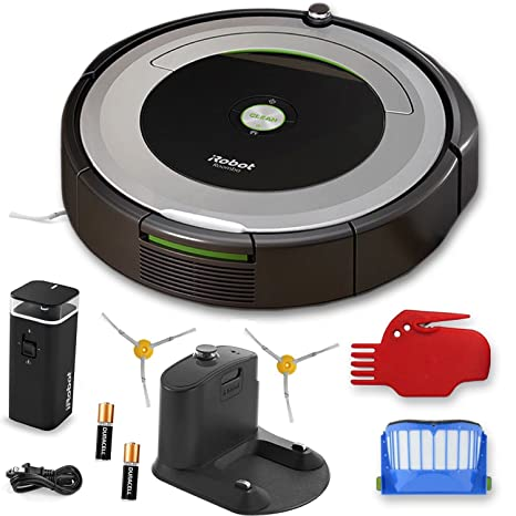 iRobot Roomba 690 Wi-Fi conectado Robot aspirador + 1 modo Dual pared Virtual Barrera