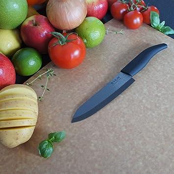 Professionelles Keramik Chef-Kochmesser Küchenmesser Premium Keramikmesser