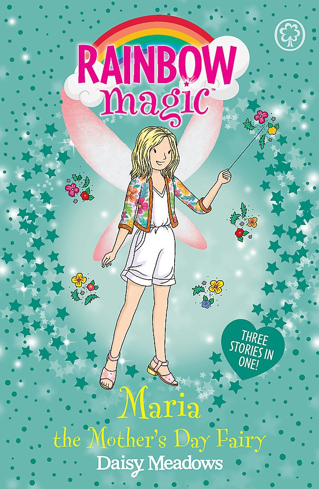 Read Online Maria the Mother's Day Fairy: Special (Rainbow Magic) pdf epub