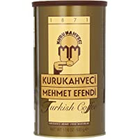 Mehmet Efendi Turkish Coffee, 500-Gram Can