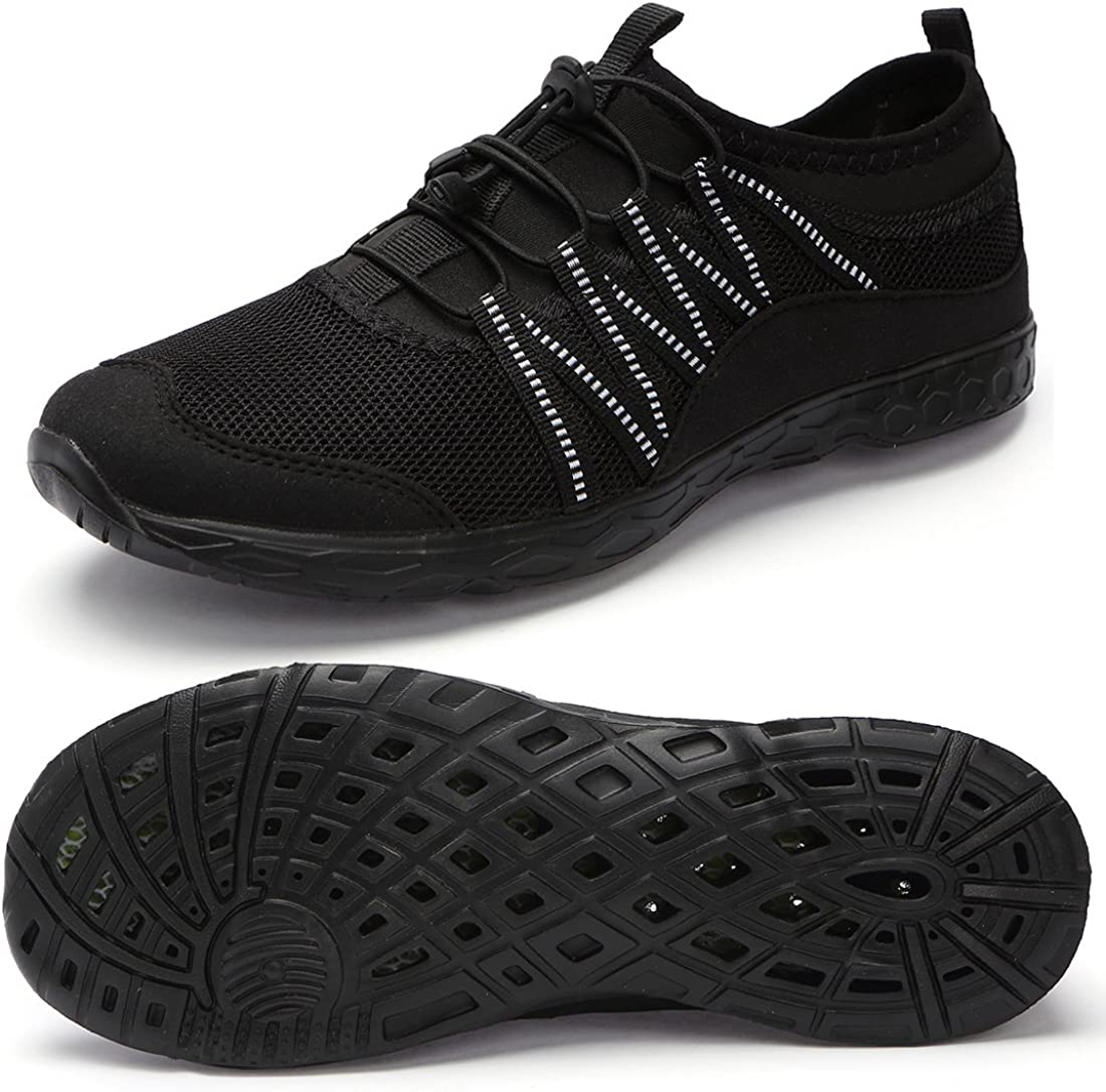 Amazon.com | Alibress Womens Water Shoes Quick Drying Lightweight Aqua Shoes  for Beach Outdoor | Water Shoes