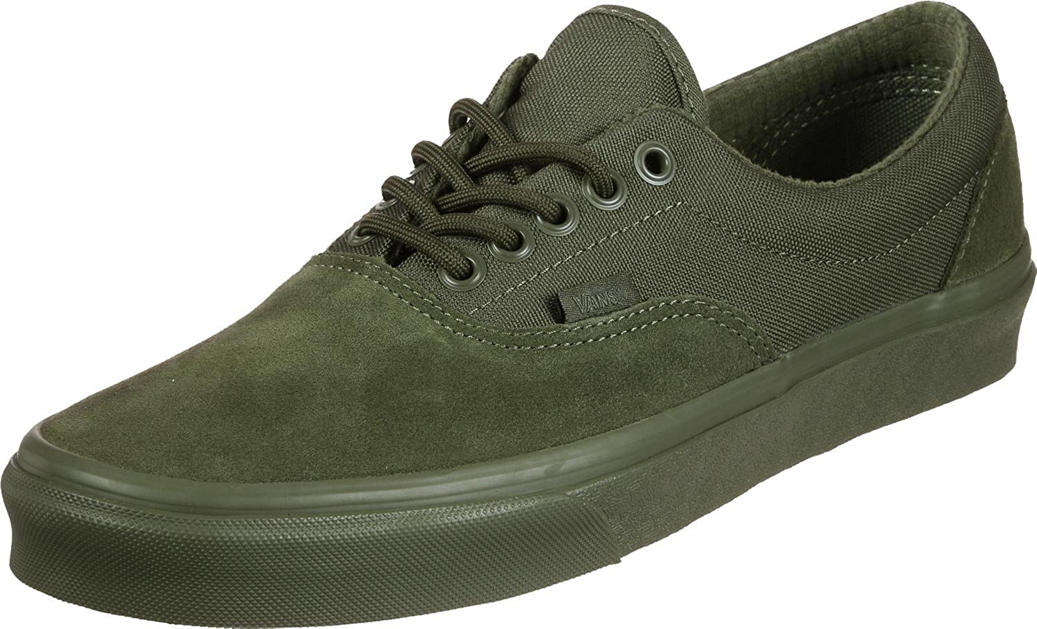 good out x good looking 100% high quality Amazon.com | Vans Era Military Mono Winter Moss Men's Classic ...