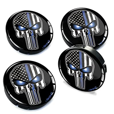 4x 60mm Car Tuning Rims Wheel Center Hub Caps C 77: Automotive