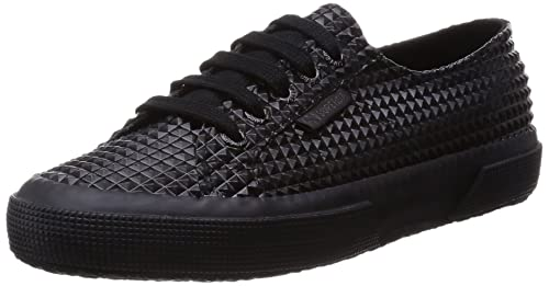 Superga Scarpe Sneaker 2750 rbrpyramidu s009y80 BLACK NERO MIS. 36 41