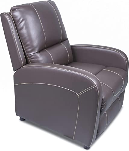 Thomas Payne 377054 Majestic Chocolate Push Back Recliner
