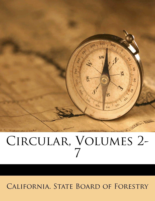 Circular, Volumes 2-7 pdf